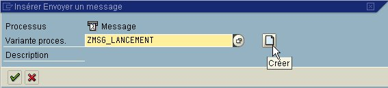 RSPC : Ajouter un message sur un processus - popup de variante